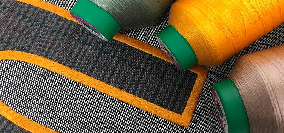 Otros productos bordados